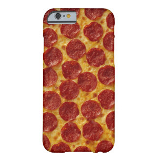 De Pizza van pepperonis Barely There iPhone 6 Hoesje