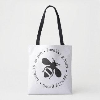 De plaatselijk gekweekte zak van het draagtas