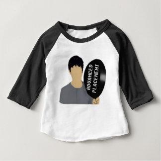De Plaatsing van Advanceed Baby T Shirts