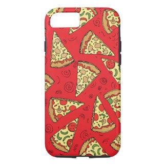 De Plakken van de pizza iPhone 8/7 Hoesje