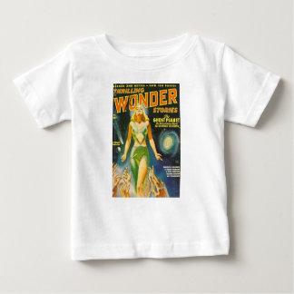 De Planeet van het spook Baby T Shirts