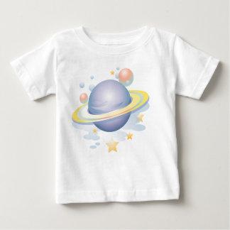 De Planeten en de Sterren van KRW Baby T Shirts