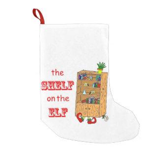 De plank op de Kous van Kerstmis van het Elf Kleine Kerstsok