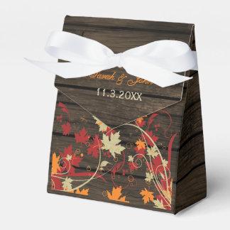 De Plattelander van Barnwood, de doos van de het Bedankdoosje