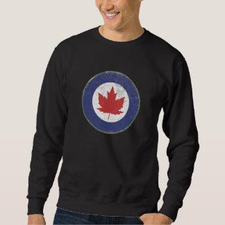 DE PLATTELANDER VAN DE KONINKLIJKE CANADESE (RCAF) TRUI