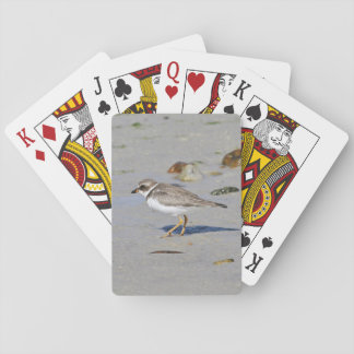 De plevier van Semipalmated Speelkaarten