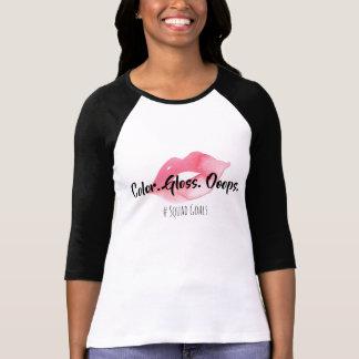 De ploegDoelstellingen van LipSense T Shirt