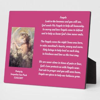 De Poëzie van engelen Fotoplaat