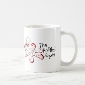 De politieke Pijlinktvis Koffiemok