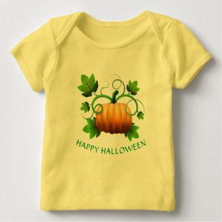De Pompoen van de herfst Baby Shirt