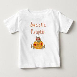 De Pompoen van de schat Baby T Shirts