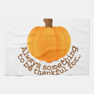 De Pompoen van de Thanksgiving Keukenhanddoek