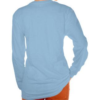 De Pompoen van Halloween in het Blauw van het Baby T Shirt
