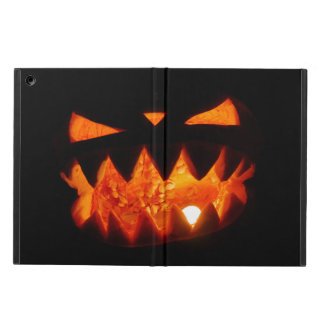 De Pompoen van Halloween iPad Air Hoesje