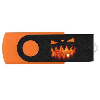 De Pompoen van Halloween USB Stick