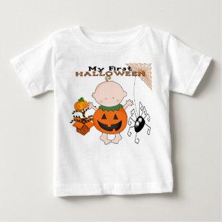 De Pompoen van het baby Mijn T-shirt van het Baby