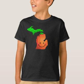 de pompoenT-shirt van Rosie van het kind T Shirt