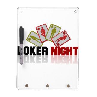 De Pook van het casino Whiteboards