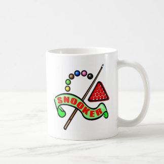 De Pool van de snooker Koffiemok