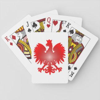 De Poolse Speelkaarten van Eagle