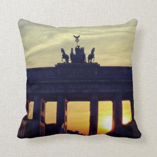 De Poort van Brandenburg, BERLIJN Sierkussen