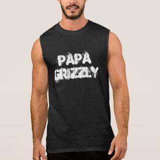 De Poot van de Grizzly van de pa T Shirt