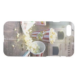 De Popcorn van de Nacht van de film iPhone 8/7 Hoesje