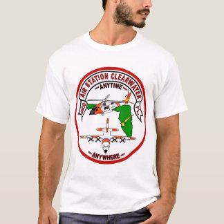 De Post Clearwater van de Lucht van de Kustwacht T Shirt