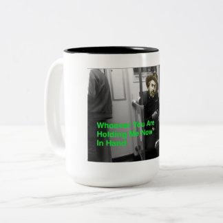 De post-Digitale Mok van de Koffie van Walt