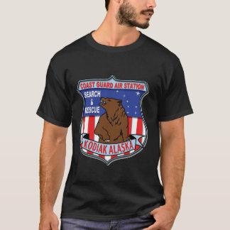 De Post Kodiak van de Lucht van de Kustwacht T Shirt