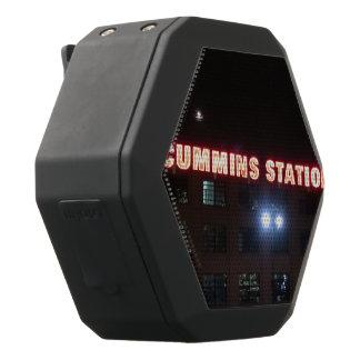 De Post van Cummins Zwarte Bluetooth Speaker