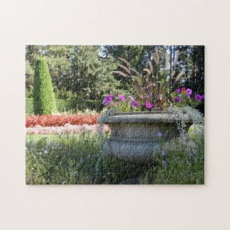 De Pot Duncan Garden Puzzle van de bloem Legpuzzel