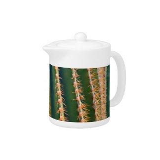 De Pot van de Thee van Saguaro