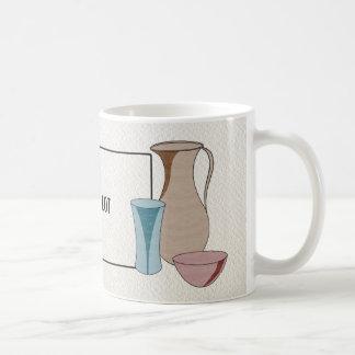 De Potten van de pottenbakker een Koffiemok