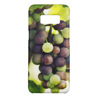 De prachtige Druiven van de Wijnstok, de Zon van Case-Mate Samsung Galaxy S8 Hoesje