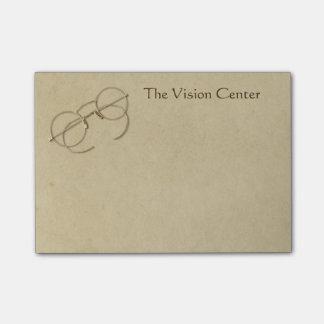 De Praktijk van de oftalmoloog, van de Optometrist Post-it® Notes