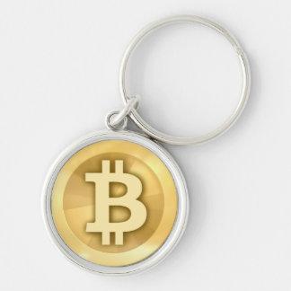 De Premie van Bitcoin om Keychain Sleutelhanger