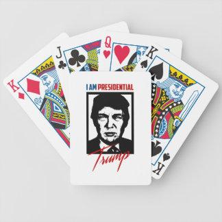 De presidentiële Speelkaarten van Donald Trump Pak Kaarten