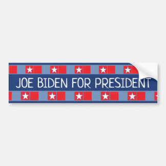 De Presidentiële Verkiezing van Joe Biden #46 Bumpersticker