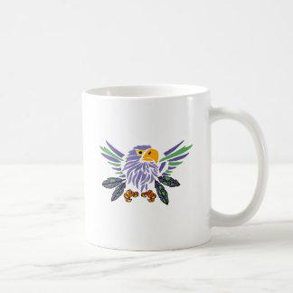 De pret Artistiek Eagle en de Veren vatten Art. Koffiemok
