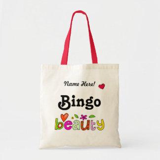 De pret Bingo personaliseert de Zak van de Speler Draagtas