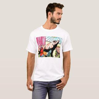 De Pret t-Shirt2 van het boerenerf T Shirt