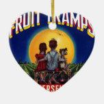 De Pret van de Landloper van het fruit