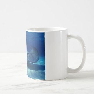 De Pret van de pijlstaartrog Koffiemok