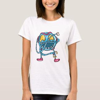 De pret van Emoji T Shirt