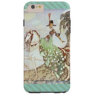De Prinses die van het sprookje een Wit Paard Tough iPhone 6 Plus Hoesje