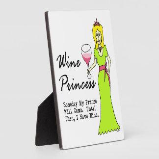 """De Prinses """"Someday zal van de wijn Mijn Prins… Fotoplaten"""