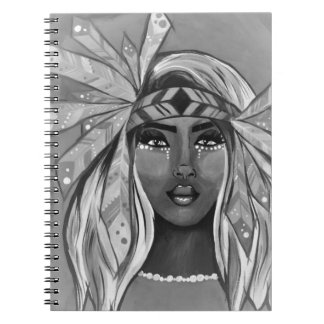 De Prinses van BW Notitieboek