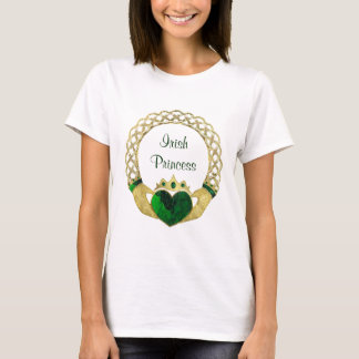 De Prinses van Claddagh T Shirt