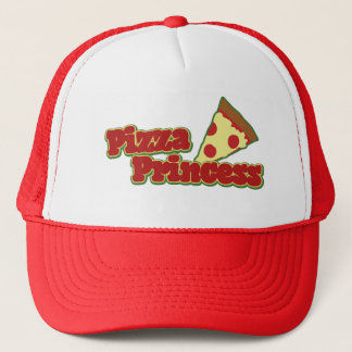 De Prinses van de pizza Trucker Pet